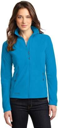 Eddie Bauer Ladies Full-Zip Microfleece Jacket