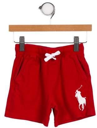 Polo Ralph Lauren Boys' Logo Drawstring Shorts
