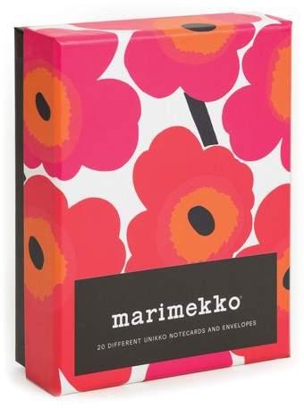 Marimekko 20-Pack Note Cards