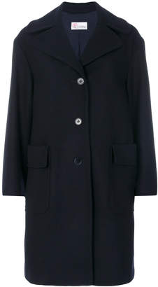 RED Valentino loose-fit coat