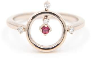 Machado Anna Jewelry Design - Ballerina Ring