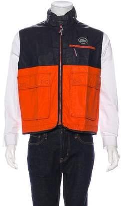 Lacoste Lightweight Color-Blocked Vest