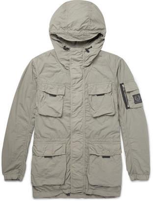 Belstaff Pallington Nylon Hooded Jacket