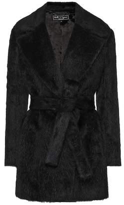 Salvatore Ferragamo Alpaca and wool coat