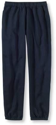 L.L. Bean L.L.Bean Men's Athletic Sweats, Plain-Front Pants