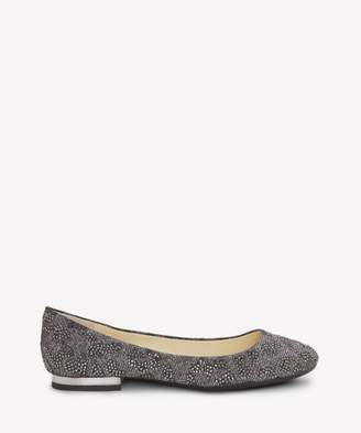 Sole Society Ginelle Glitter Flat