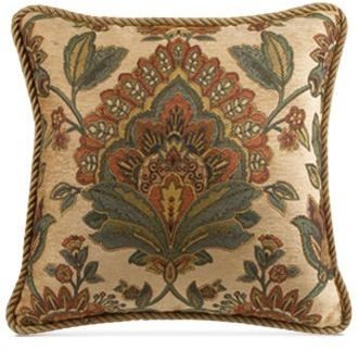 "Croscill Croscill Minka 16"" x 16"" Decorative Pillow"