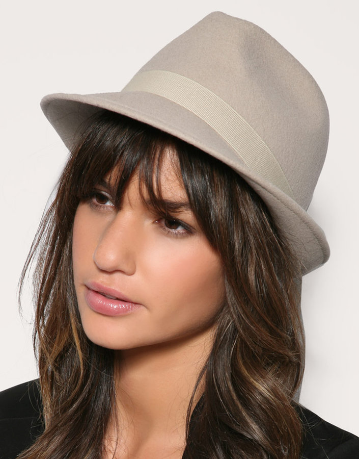 Reiss Medoc Trilby Hat