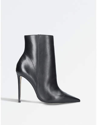 Carvela Spectacular pointed leather boots