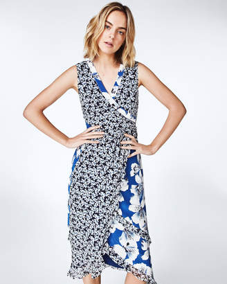 Nicole Miller Hibiscus Canopy Dress