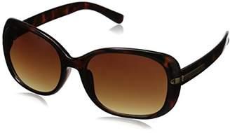 Adrienne Vittadini Women's AV1021 Square Sunglasses