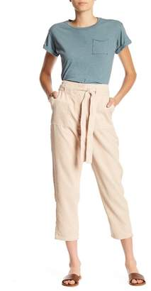 Very J Waist Tie Pants