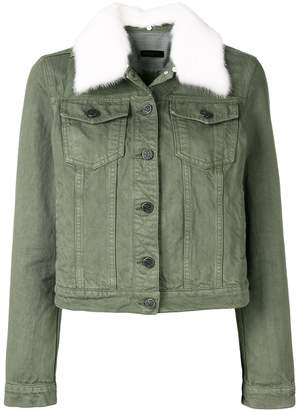 Simonetta Ravizza classic denim jacket