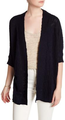 Joe Fresh Short Sleeve Knit Cardigan $39 thestylecure.com