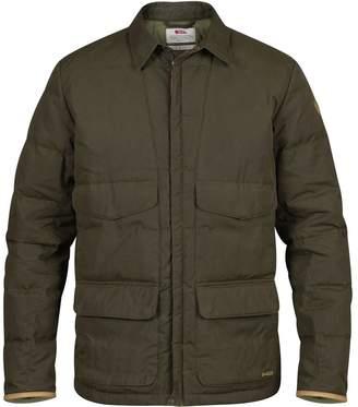 Fjallraven Sormland Down Shirt Jacket - Men's