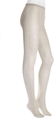 Lemon Chelsea Rib Modal Tights - Women's