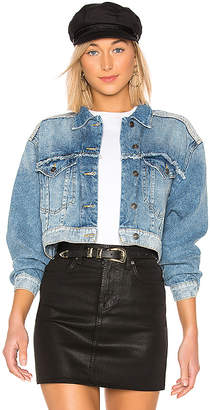 Free People Bedford Cropped Jacket.