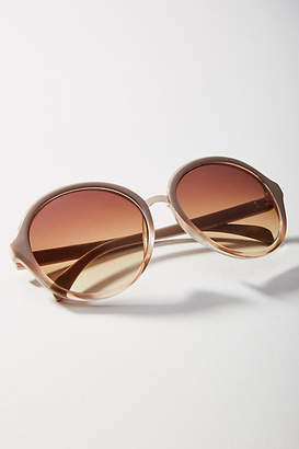 Anthropologie Tippi Round Sunglasses
