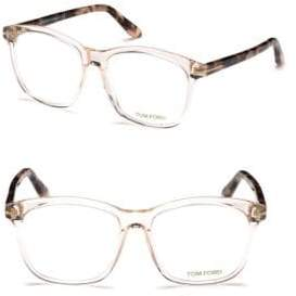 Tom Ford 54MM Square Eyeglasses