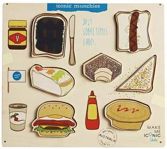 Make Me Iconic Iconic Munchies Jigsaw