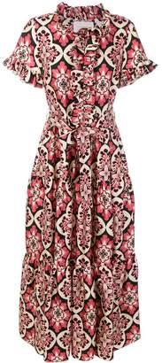 La DoubleJ Palazzo Rosa dress