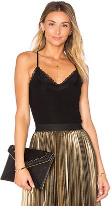 BCBGMAXAZRIA Lace Cami $68 thestylecure.com
