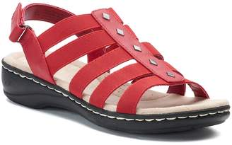 Croft & Barrow Peg Women's Sandals