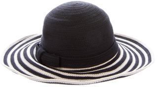 Kate SpadeKate Spade New York Striped Bow Hat