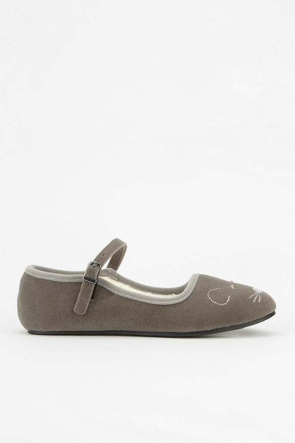 Urban Outfitters Animal Slipper