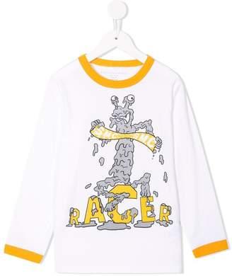 Stella McCartney Racer print T-shirt