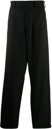 Comme des Garcons high waisted trousers