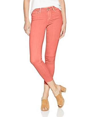 Paige Women's Verdugo Crop w/Raw Hem