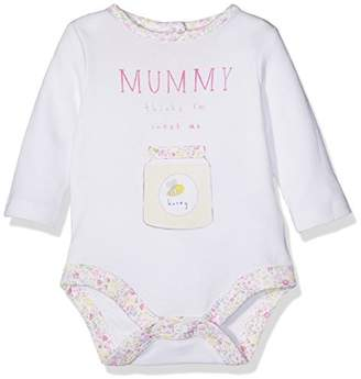 Mothercare Sweeter Than Honey Bodysuit,(Manufacturer Size:56)