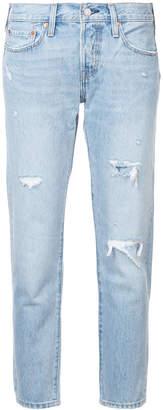 Levi's 501 Taper jeans