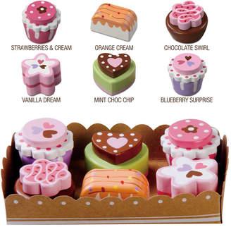 Bee Smart Wooden Tea Party Cakes