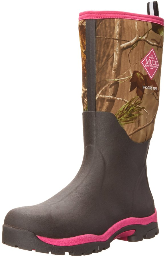 Muck Boot MuckBoots Women's Woody PK Cold Condisiotns Hunting Boot