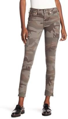 True Religion Camo Cargo Pants
