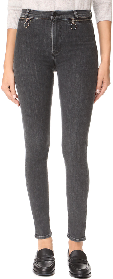 Hudson Kooper High Rise Super Skinny Jeans
