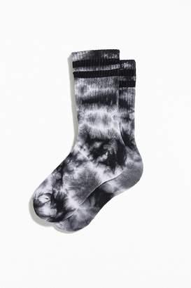 Urban Outfitters Tie-Dye Stripe Sport Sock