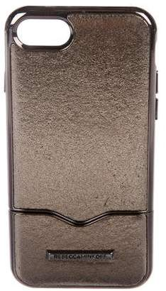 Rebecca Minkoff Leather iPhone 7 Case w/ Tags