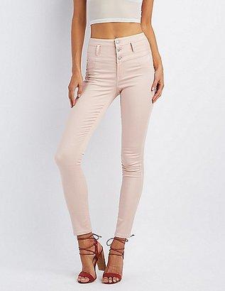 Refuge Hi-Waist Skinny Jeans $32.99 thestylecure.com