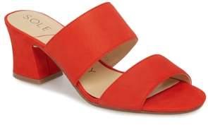 Sole Society Heline Slide Sandal