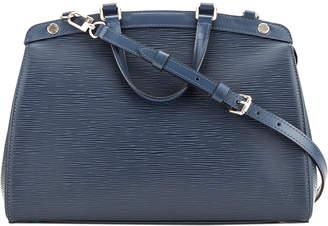 Louis Vuitton Blue Epi Leather Brea Mm