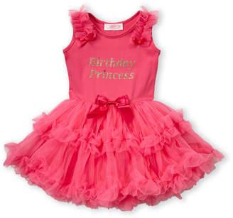 Popatu Toddler Girls) Birthday Princess Tutu