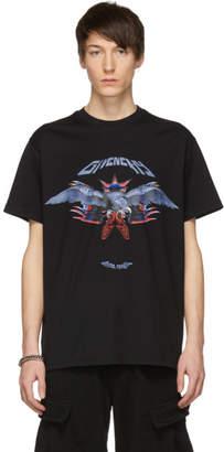 Givenchy Black Eagle T-Shirt