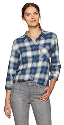 Pendleton Women's Boyfriend Flannel Shirt