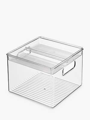InterDesign Fridge Binz Storage, 2 Piece