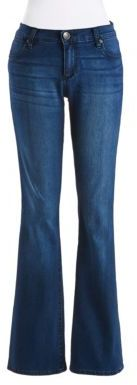 KUT from the Kloth KUT Michelle Slim Flare Jeans