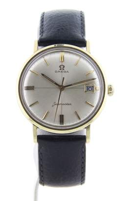 Omega Vintage Seamaster Gold Gold plated Watches