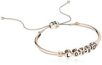 BCBGeneration BCBG Generation Love' Adjustable Pulley Bracelet